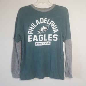 Philadelphia Eagles Long Sleeved Tshirt
